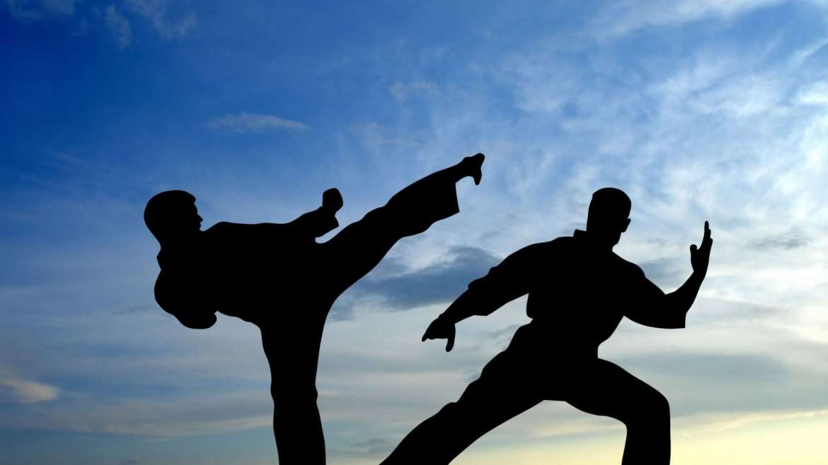 Ditching the name 'Krav Maga'… It's time to get political