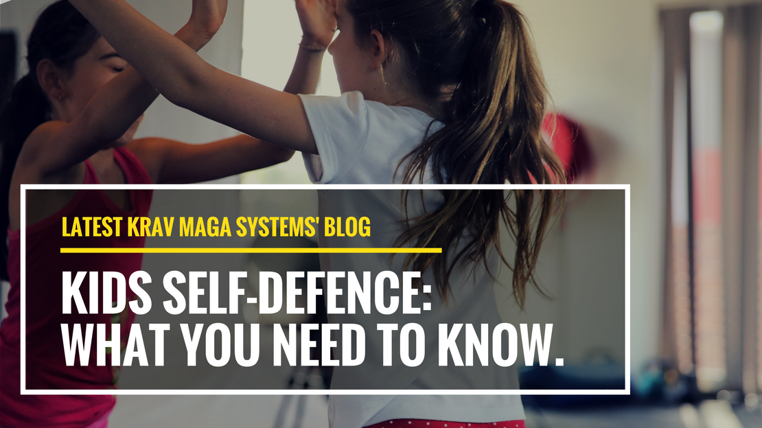 Kids Self-defence: What You Need to Know
