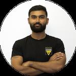 Karthik, Krav Maga Systems Instructor