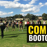 Combat Bootcamp at North Parramatta