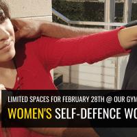Women's Self-Defence Workshop
