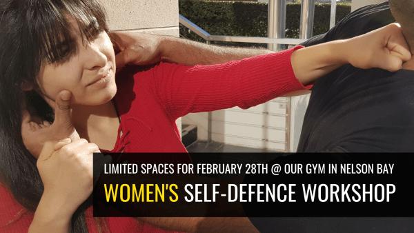 Womens Self-Defence Workshop