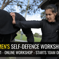 Women's Self-Defence Online Workshop Series